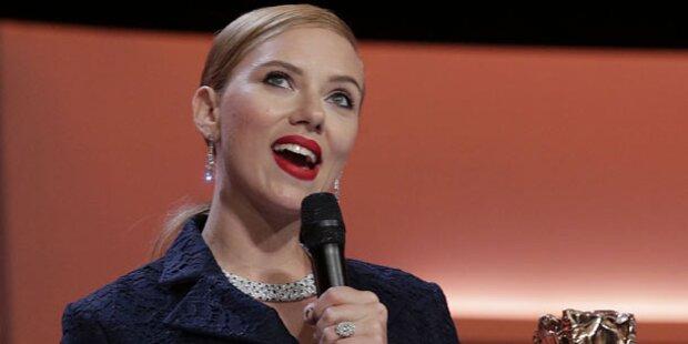 Scarlett Johansson findet Siri