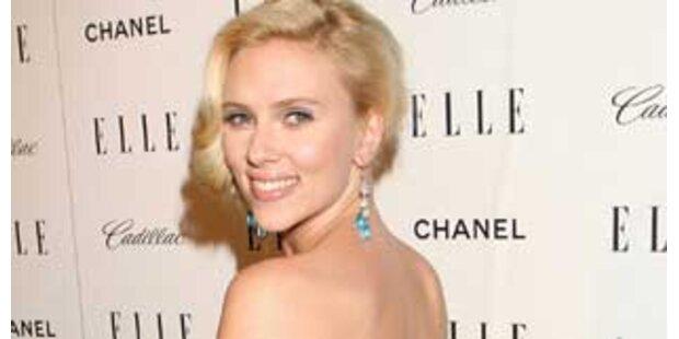 Scarlett Johansson will keine überstürzte Hochzeit
