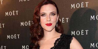 Scarlett Johansson ist das neue Gesicht von Moet & Chandon