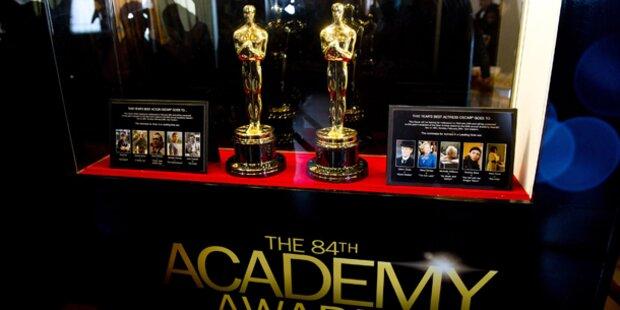 Die Oscar-Gewinner stehen fest