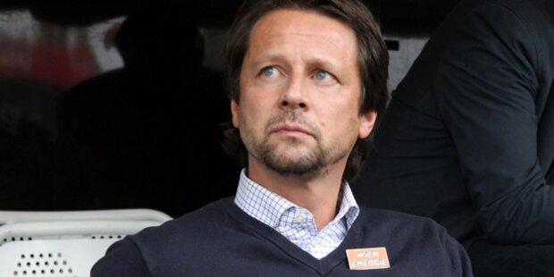 Peter Schöttel ist neuer Grödig-Trainer