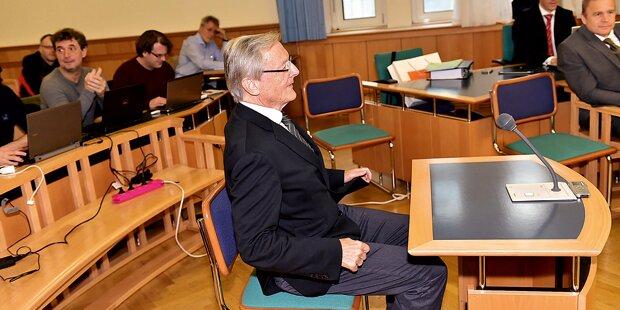 Westenthaler-Prozess: Schüssel sagt aus
