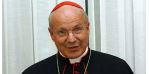 Schönborn will Empfängnisverhütung neu diskutieren
