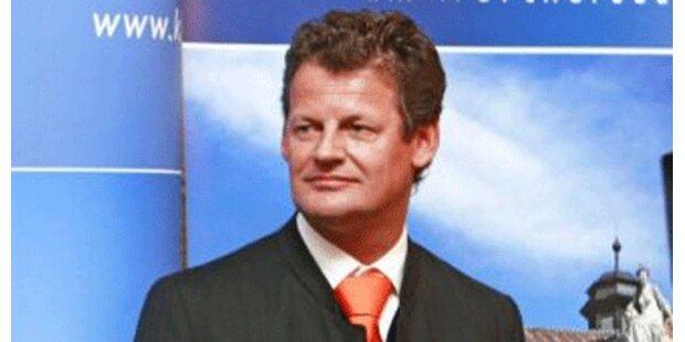 Haiders Tennislehrer wird Bürgermeister