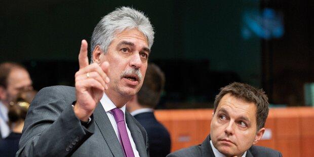 Schelling fordert 600 Millionen von EU