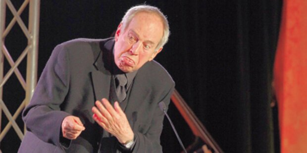 Bühnen-Comeback: Jubel für Schenk