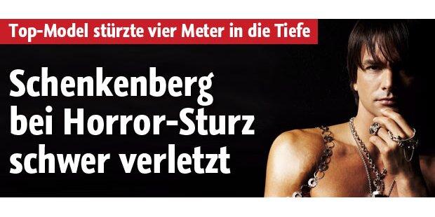 Schenkenberg: Lebensgefährlicher Sturz