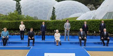 G7 beschließen globalen Infrastruktur-Plan zur Hilfe armer Länder