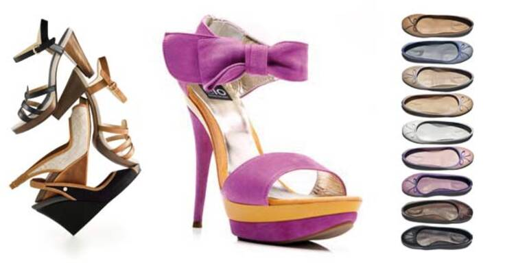Sommer-Schuh-Trends