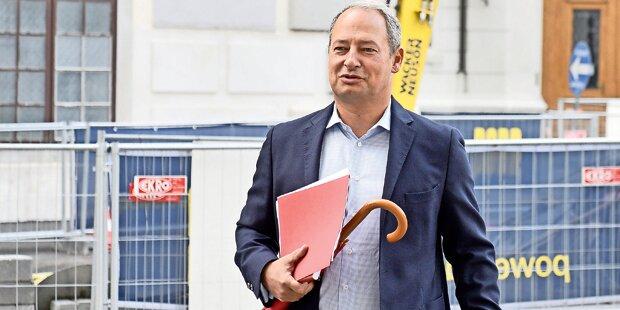Wiener Rathaus-Linke wollen Schieder als Bürgermeister