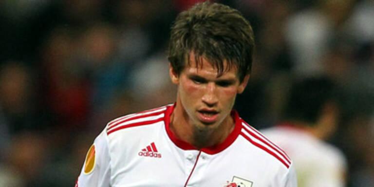 RB Salzburg muss  auf Schiemer verzichten