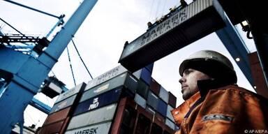 Schifffahrt kann mit Weltwirtschaft nicht mithalten