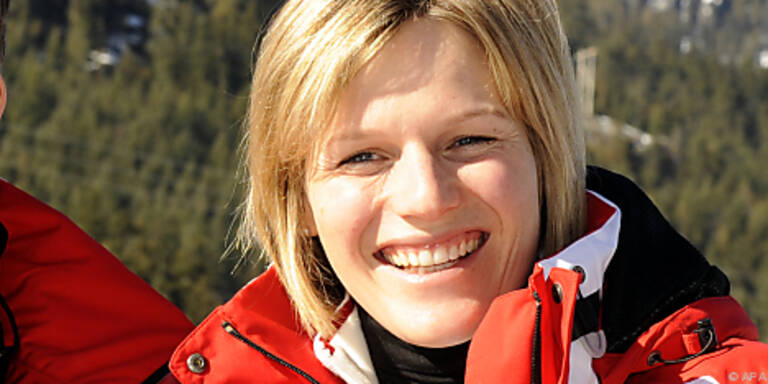 Schild im Olympia-Slalom Zweite hinter M. Riesch