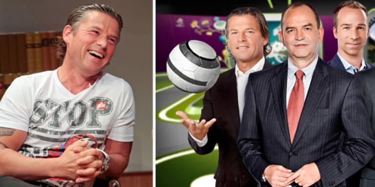 Schinkels: Vom Trainer zum TV-Showstar