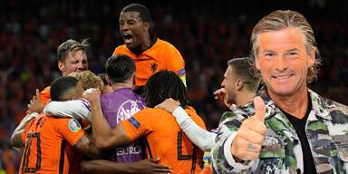 Niederlande-Check von Frenkie Schinkels