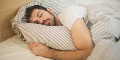 Was fördert den Schlaf?