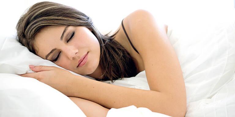 Schlaflos Schlafstörungen Schnarchen Österreich