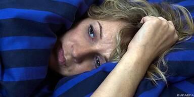 Schlaflosigkeit: Behandlung kann helfen