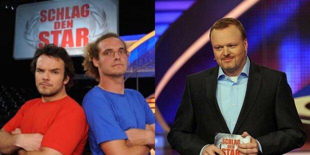 TV-Koch Henssler matcht sich bei Raab