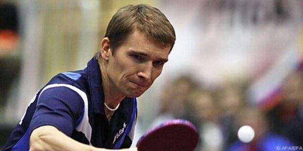 Tischtennis: Europa verlor in Asien trotz Führung