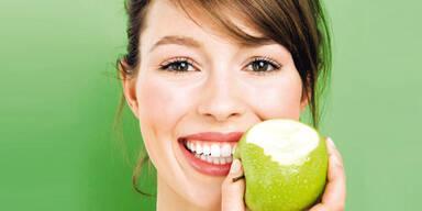 Schlank gesund Apfelessig abnehmen