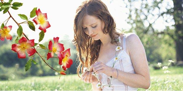 Sanftes Heilen mit Bachblüten
