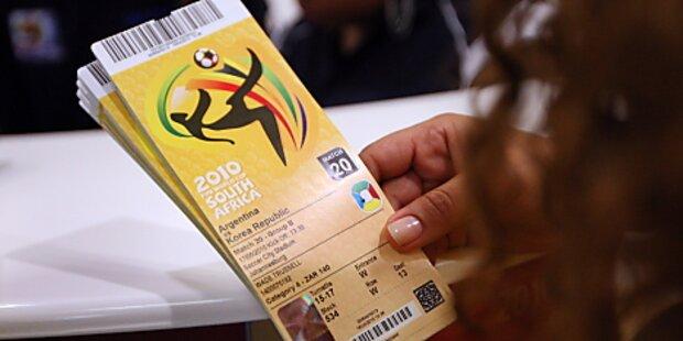 Südafrika lockt Fans - Bei WM-Ticket freies Visa