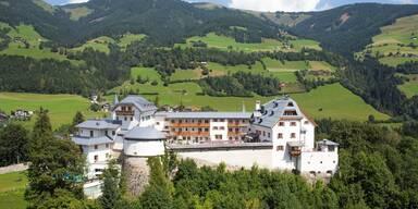 Schloss Mittersill heute