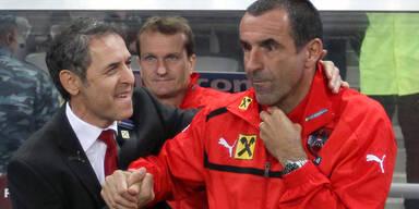 Kollers Co-Trainer Schmid verlässt ÖFB