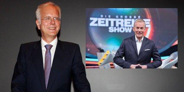 Harald Schmidt ätzt über Johannes B. Kerner