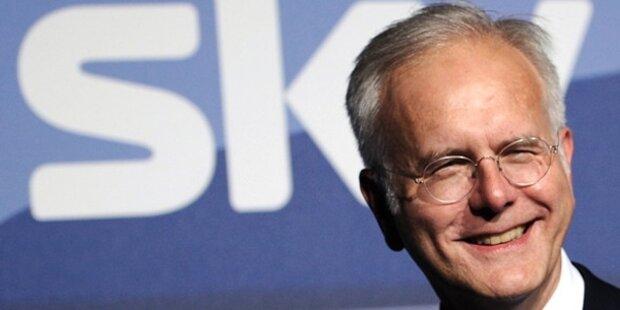 Sky schickt Harald Schmidt in Pension