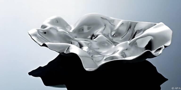 Schneckenschale 'Amelia' mit Wellenbewegung