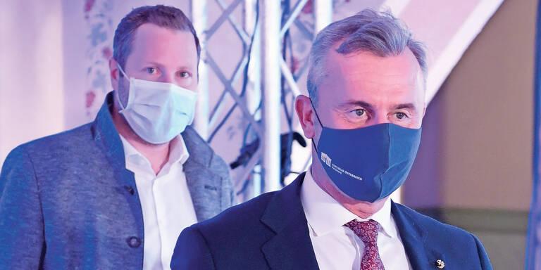 Nähe zu Identitären führt zu Machtprobe in der FPÖ