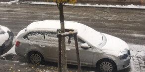 Der Schnee ist da: Droht heute Chaos?