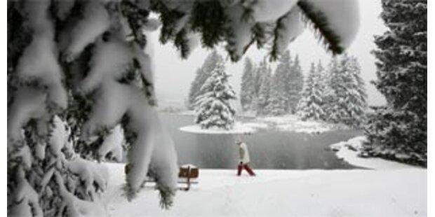 Gibt es heuer weiße Weihnachten?