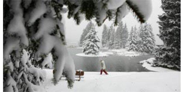 Das beste Schnee-Foto gesucht