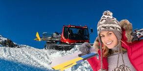 Schnee-Jubel in ganz Österreich
