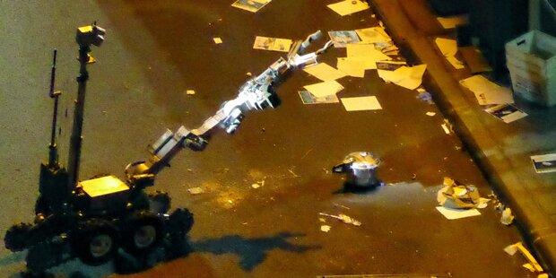 New-York-Bomben: FBI sucht zwei Männer