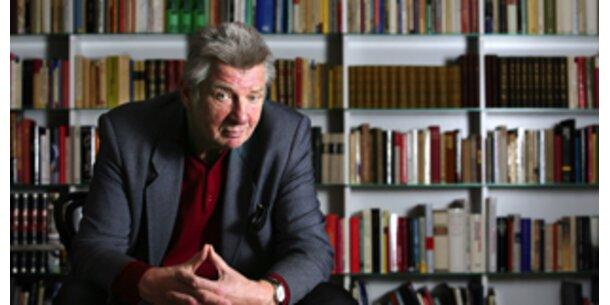 Werner Schneyder wartet auf ORF-Vertrag