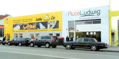 Auto Ludwig eröffnet neues Service Center