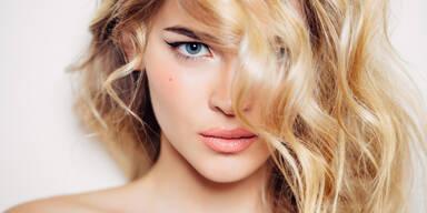 Schöne Haare Frau