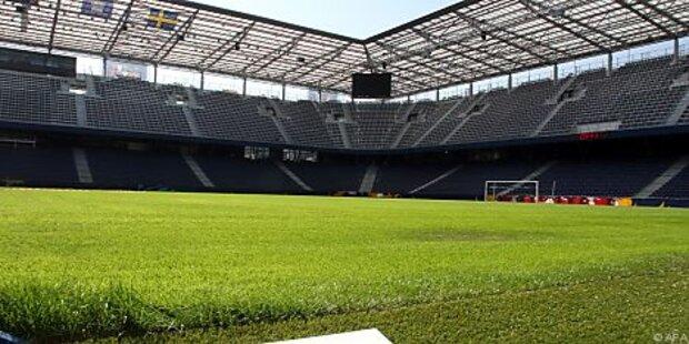 Salzburg erhält Naturrasen und Länderspiel