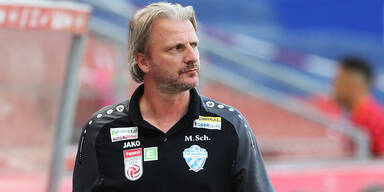 AC Milan will Hartberg-Coach Schopp