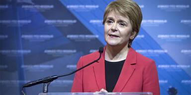 Schottische Nationalpartei verpasst absolute Mehrheit knapp