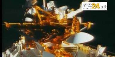 NASA-Satellit stürzt heute auf die Erde