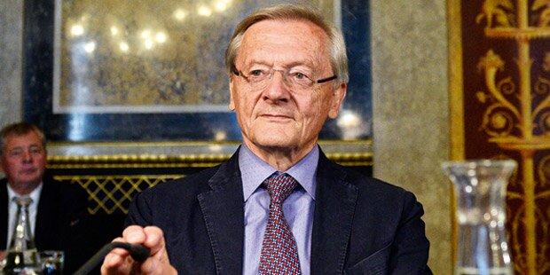 Eurofighter: Was kassierte Dr. Lüssel?