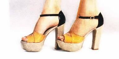 Zalando verkaufte giftige Schuhe