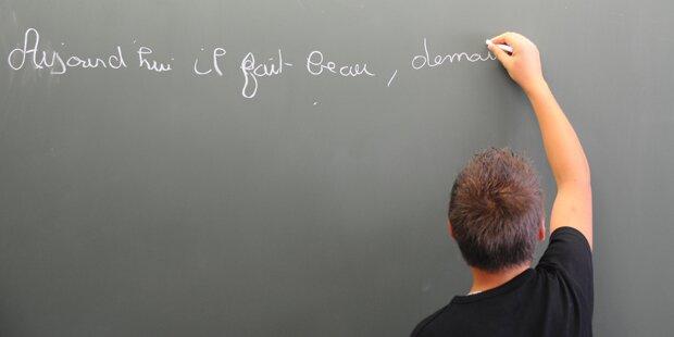 Österreicher sprechen kaum Fremdsprachen