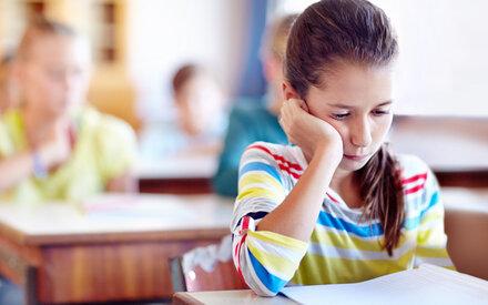 Stress macht Kinder zu Kopfschmerzpatienten