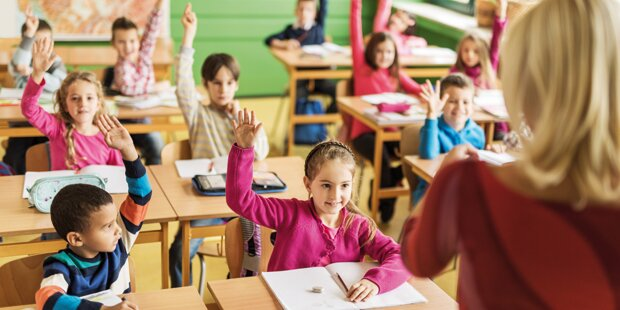 Putz fiel von Decke: Schule gesperrt